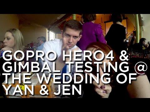 2015-03-22 'GoPro HERO4 & Gimbal Testing @ Yan & Jen's Wedding'