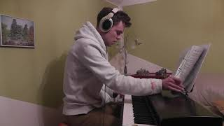 Mark Ronson - Nothing Breaks Like a Heart ft. Miley Cyrus - Piano Cover - Slower Ballad Cover