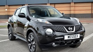 Nissan Juke N-Tec IS (dCi 110 Stop/Start System), Diesel, Manual, WM14PBF, Wessex Garages Newport