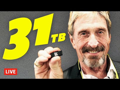 Has McAfee's Dead Man's Switch Been Flipped?