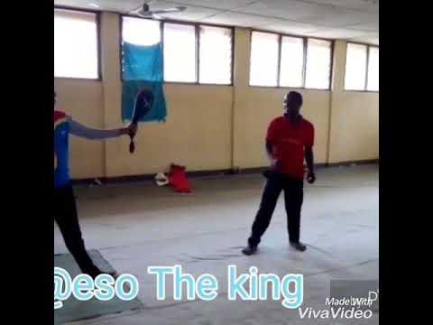 Daeso kicking tribute
