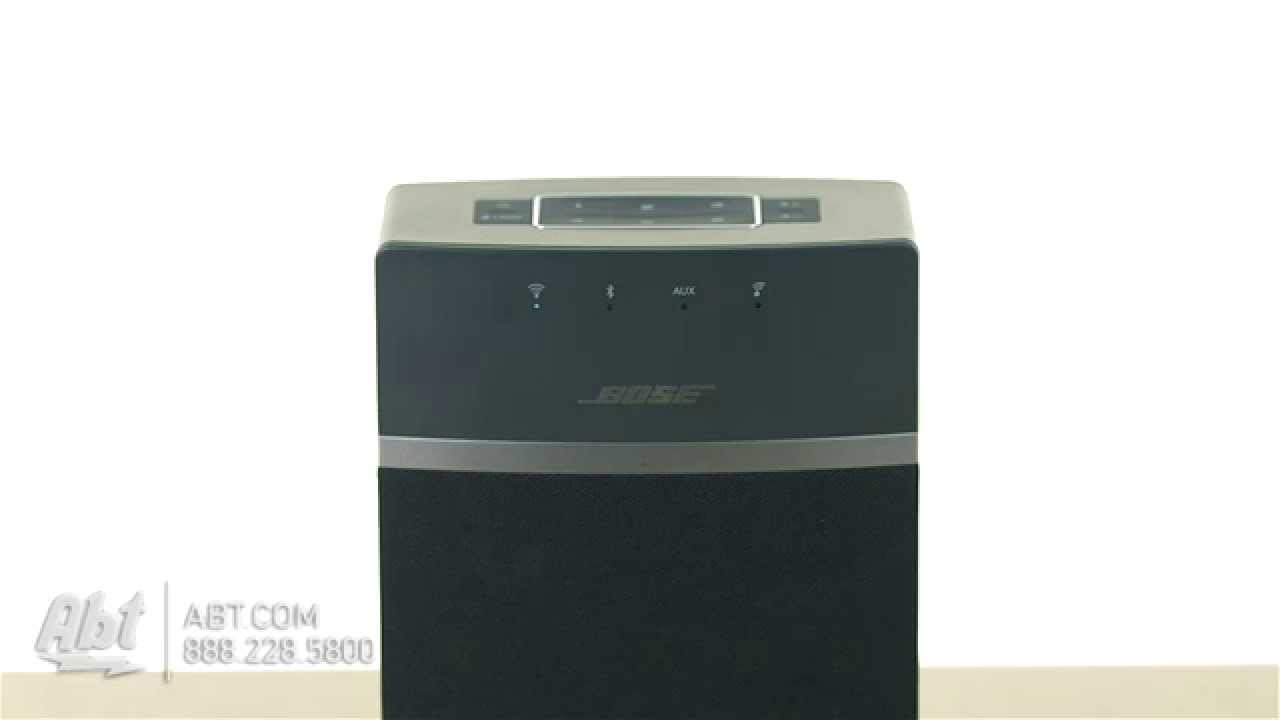 bose 416776. bose soundtouch 10 overview 416776 u