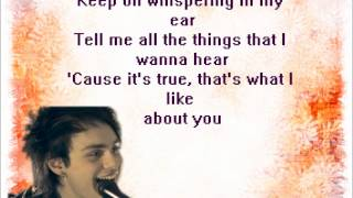 5SOS what i like about you lyrics