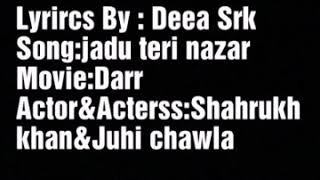 jadu-teri-nazar-lyrics