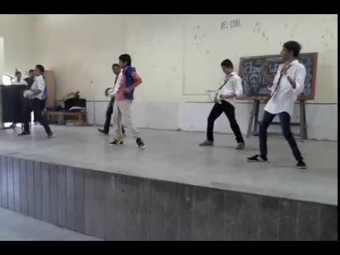SCHOOL FAREWELL VIDEO| sem school| udhna|surat|hiphop dance | bollywood dance|mj