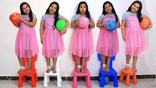 Five little monkeys 🙈 동요와 어린이 노래 | Kids Song #4
