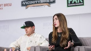 Exploring the Emerging Cannabis Market at Brewbound Live 2018
