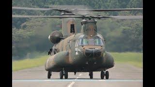 大型輸送ヘリコプターCH-47JA