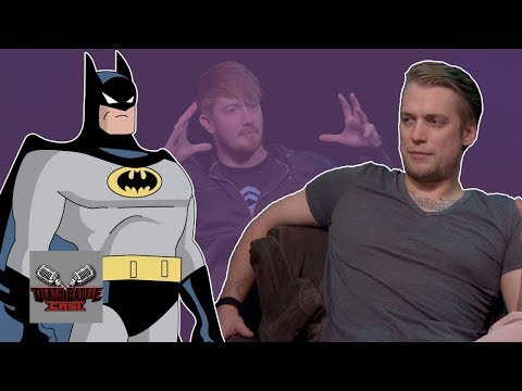 Why Batman vs Black Panther?  DEATH BATTLE Cast