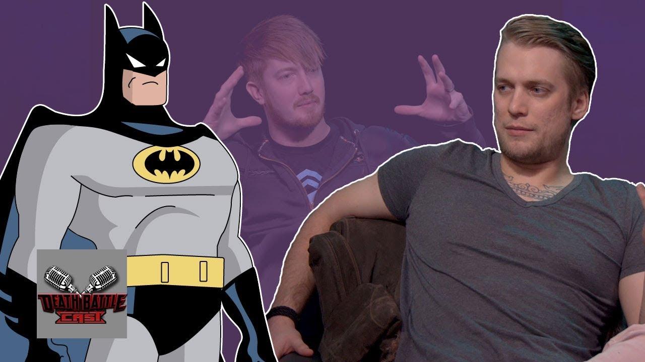 Why Batman vs Black Panther? | DEATH BATTLE Cast
