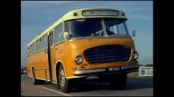 Uusimaa postiauton ikkunasta -1968-