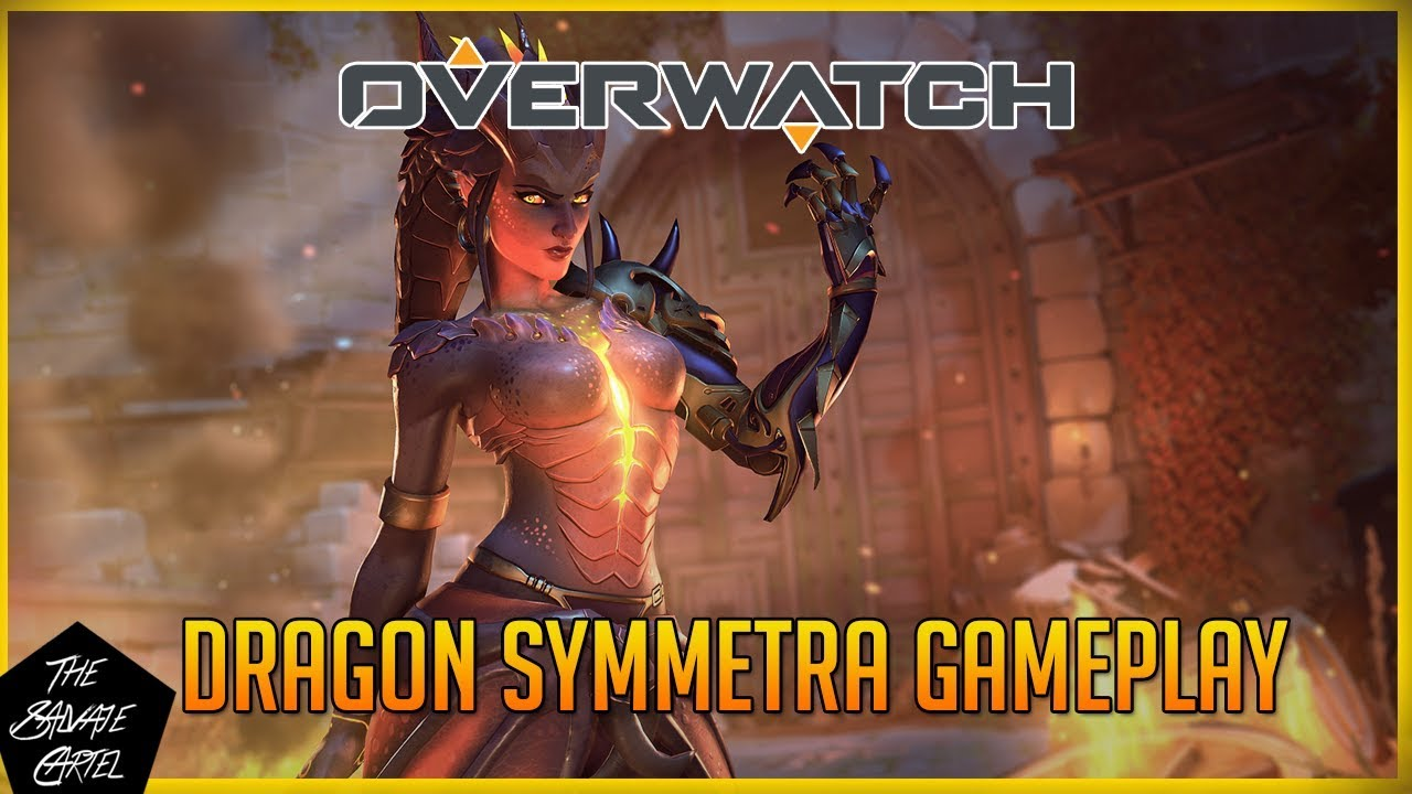 Dragon skin symmetra golden wow golden saronite dragon