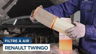 Changer le Filtre à Air sur Renault Twingo