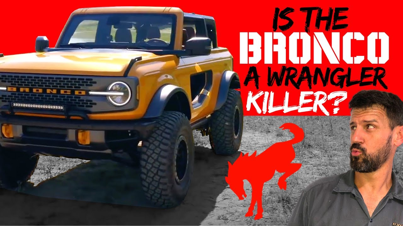 Ford Bronco Trim Options Simplified & Review