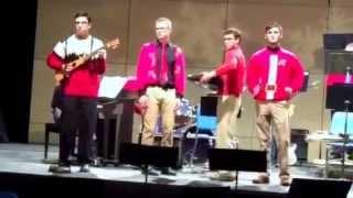 Oswego High School: I Wish It Was Christmas Today