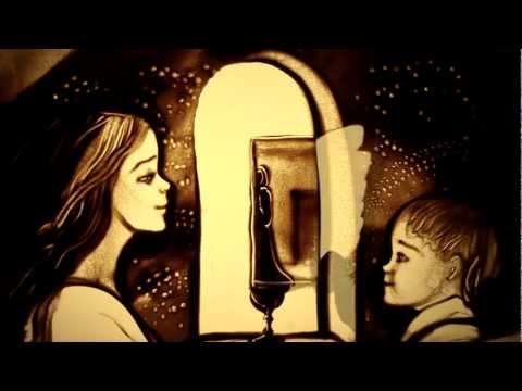 "SAND ART ""Return To Yourself"" By Kseniya Simonova - Песочная анимация ""Путь к Себе"""