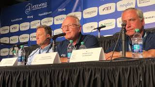 What Happened in Endurance: FEI Explains Horse Welfare Concerns - World Equestrian Games Tryon
