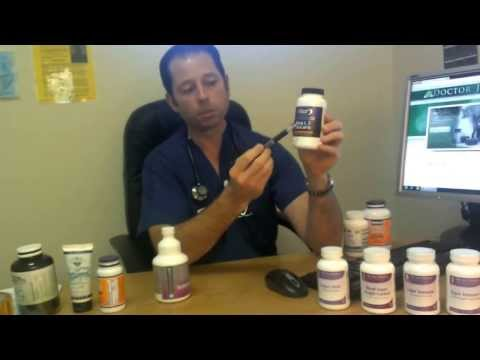 DR JOE BROWN -VITAMIN SUPPLEMENT COMPARISON PHYSICIAN GRADE VS BUYING ONLINE/HEALTH FOOD STORES
