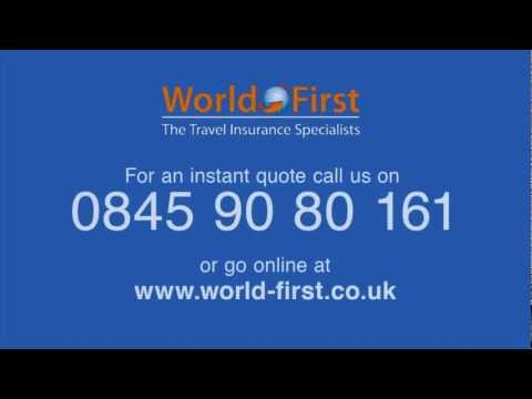 How to compare policies. The World First guide to travel insurance.