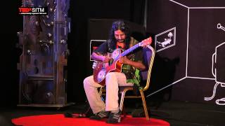 Strength in weakness: Dr. Benny Prasad at TEDxSITM