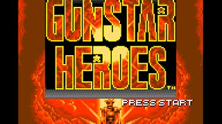 Game Gear Longplay [048] Gunstar Heroes
