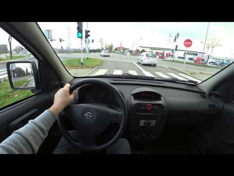 Opel Combo 2010 1.3l CDTi 4K | Test Drive #024 POV