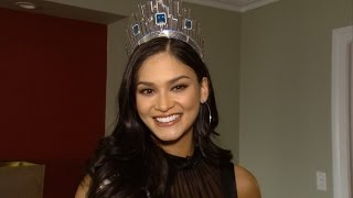 Miss Universe: It's Not a Good Idea to Share My Crown