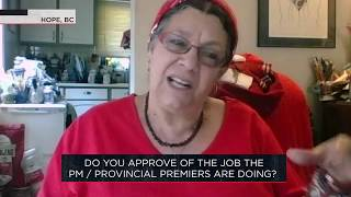 Do you approve of the job the PM/premiers are doing? | Outburst