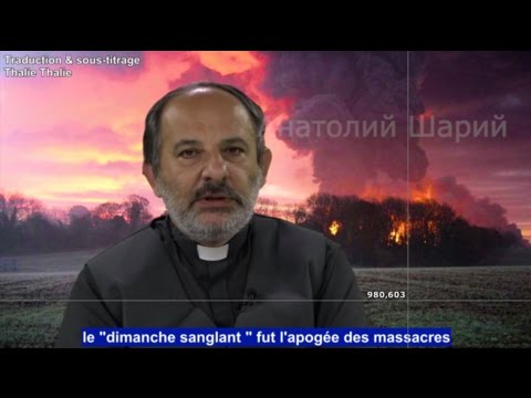 Kiev. Avenue Stepan Bandera et réaction polonaise. Massacre de Volhynie.