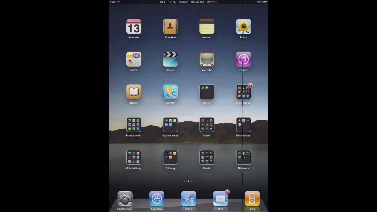 MDaemon-Workshop: Einrichtung von ActiveSync bei iPhone/iPad - YouTube