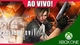 Resident Evil 4 (XBOX ONE) - Até Zerar   🔴 AO VIVO
