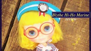 hi ols.. this is my new baby... Blythe Hi Ho Marine...shes is my grail doll.. I'm so happy finally i manage to get her.. hopefully u guys like it.
