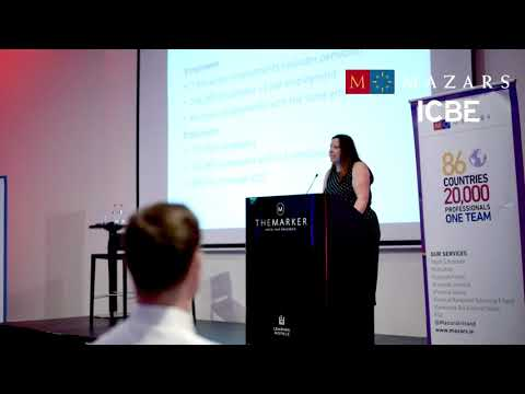 Mazars   Breakfast Briefing 2018