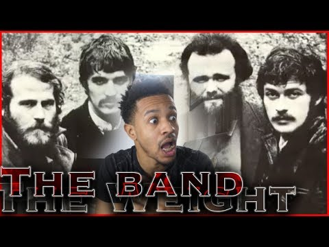HIP HOP HEAD REACTS TO The Weight - The Band (lyrics) 🤨