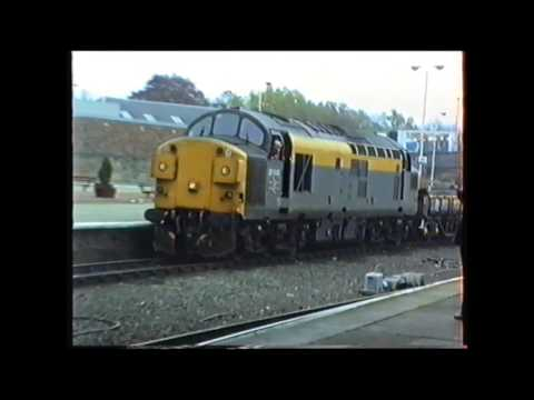 Union of South Africa and 37's at Perth Station