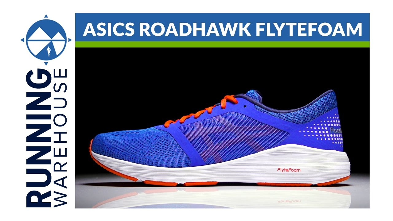 asics road hawk ff damen