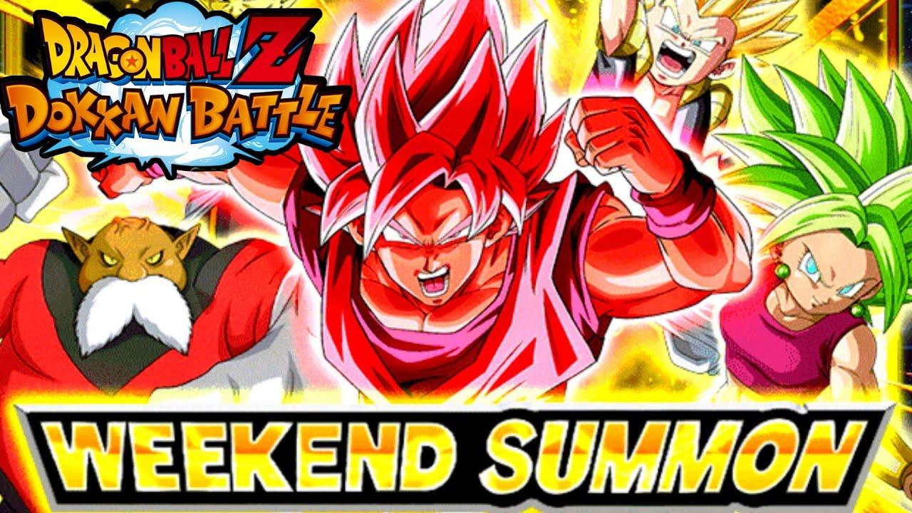 SSJ Kaioken Goku Weekend Banner Opening Summons! 😎 | Dokkan Battle Deutsch German
