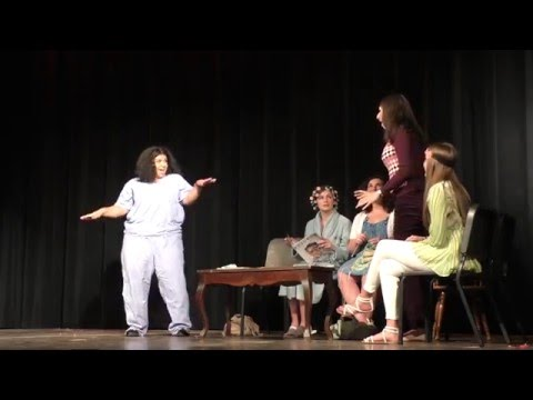 2016 Pentucket Advanced Acting Class 10 Minute Plays