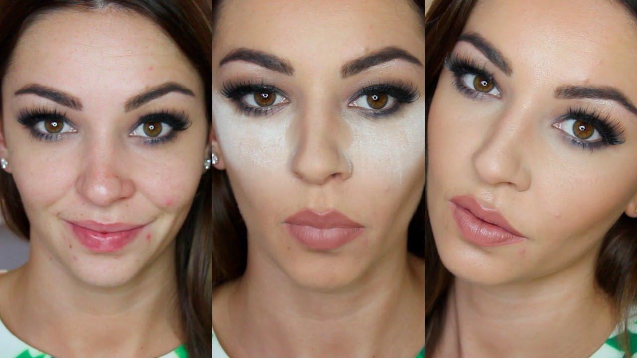 Makeup tricks for bags under eyes