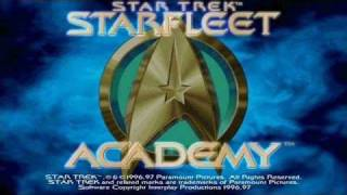 Star Trek: Starfleet Academy - Romulan Suicide