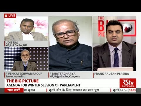 The Big Picture - Agenda for Winter Session of Parliament
