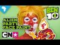 Ben 10 | Alien Party: Heatblast Face Paint | Cartoon Network Africa