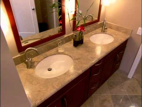 HGTV Bang for the Buck - Master Bathroom for $35K Challenge