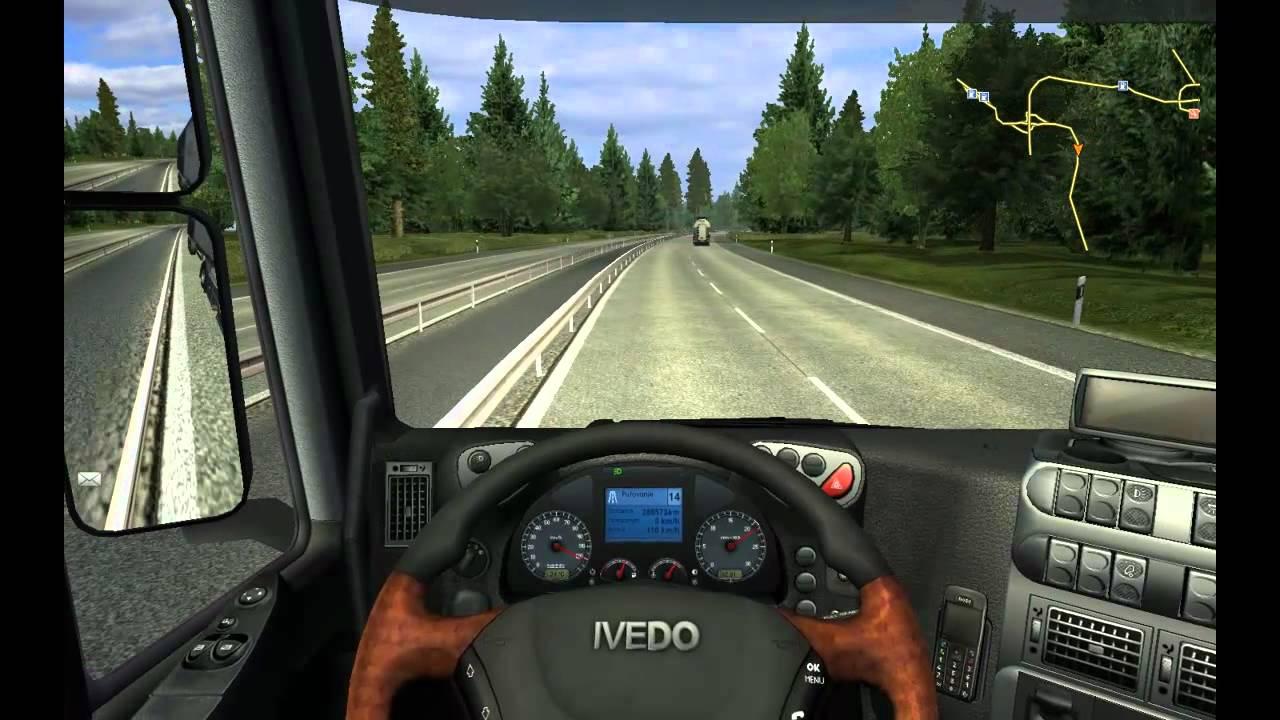 Serbian Truck Simulator 2 D Extremna Voznja D Sid Nis Youtube