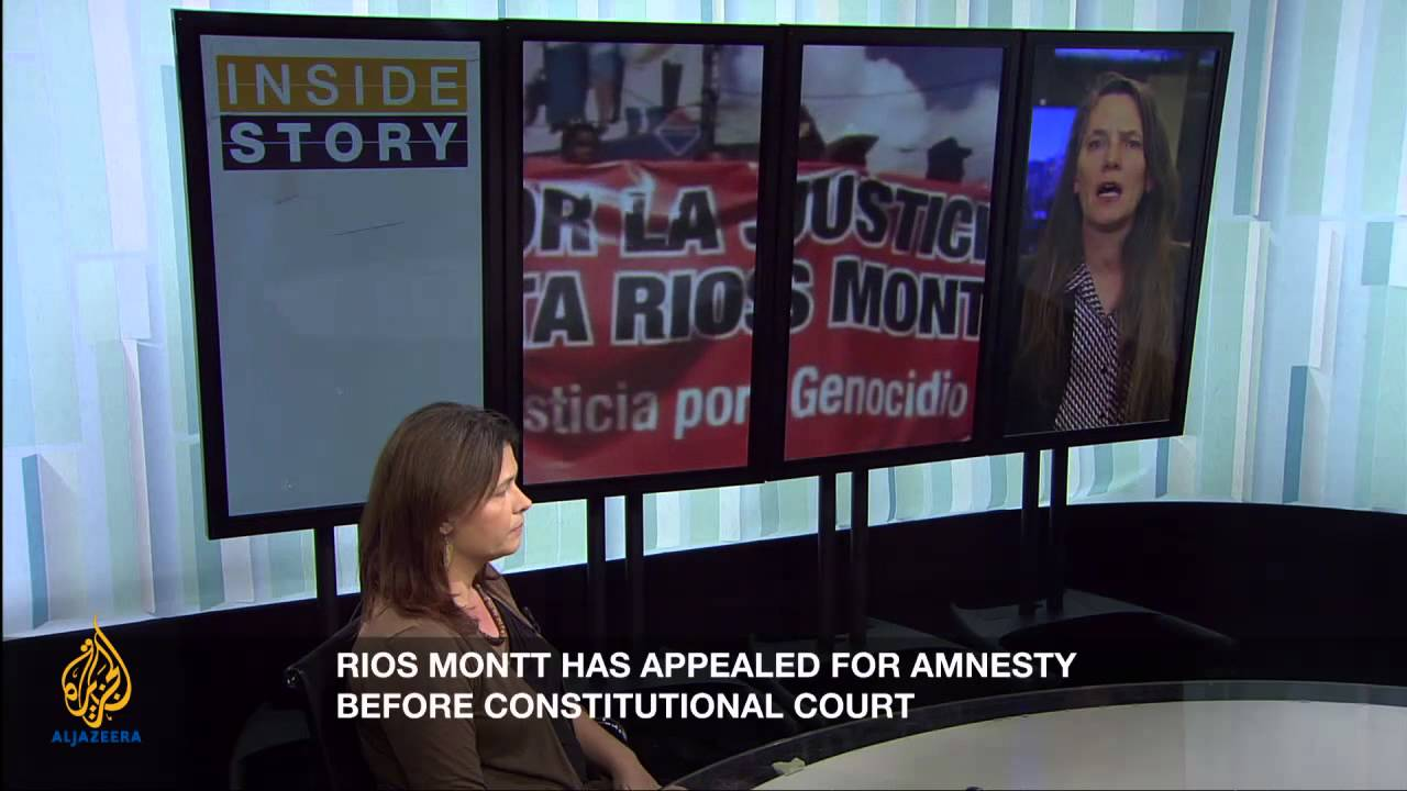 Inside Story Americas - Guatemala: Struggling for justice