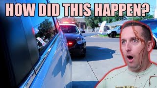 COPS WIFE BUSTED!! (hardcore criminal)
