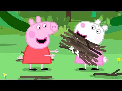 Peppa Pig Deutsch 🇩🇪 | Die Kindergarten Fahrt - Zusammenschnitt (3 Folgen) | Peppa Wutz #PPDE2018
