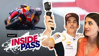 MotoGP 2019 USA: Marc Marquez Takes Over The Vlog! | Inside Pass #3