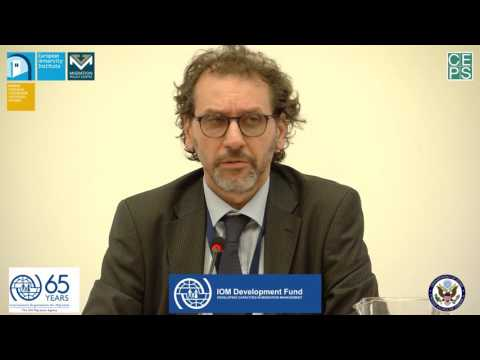 Thinking beyond the crisis: Future governance of migration in Europe | Eugenio Ambrosi