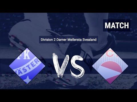 MATCH: IFK Västerås FK - FC Djursholm